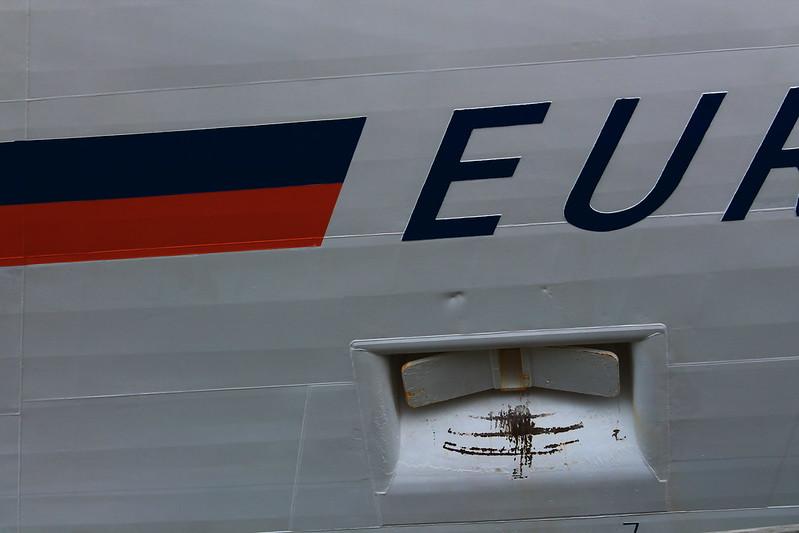 Trace de vie - Paquebot Europa - Bordeaux - 11 juin 2012