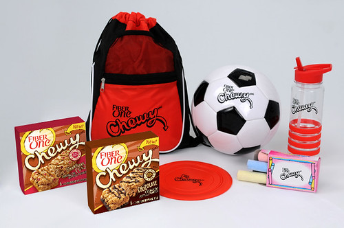 Fiber One Chewy gift pack