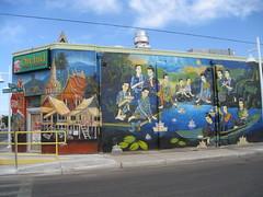 Route 66 Corridor (Central Avenue) in Albuquerque, New Mexico