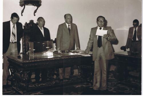 In memorian: Manuel Salas Gascón (1921-2012)