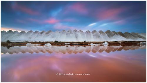 light sky urban cloud lake reflection sunrise landscape photography dawn twilight long exposure bolivar salt australia filter adelaide wade southaustralia wading cpl saltpan polariser gnd everlook