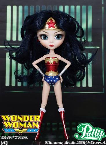 2012 Pullip Wonder Wonman
