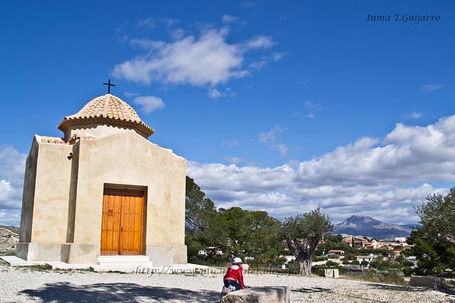 Ermita San Juan y horizonte