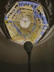 André Dubois, Guggenheim (2013), Les objets crépusculaires / suite, Art souterrain 2014, Montréal.