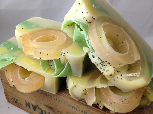 Green Mist Soap by The Daily Scrub