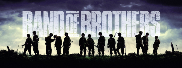 band of brothers tv film uk blog review