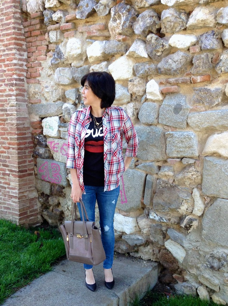 Madrid, España, Parque del Retiro - Spain - Outfit of the Day - OOTD