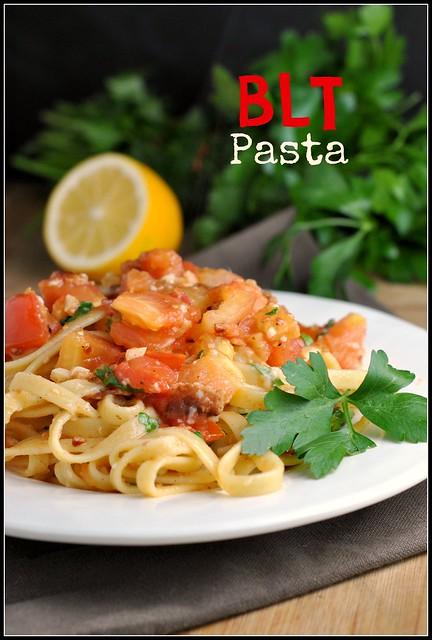 BLT Pasta 1