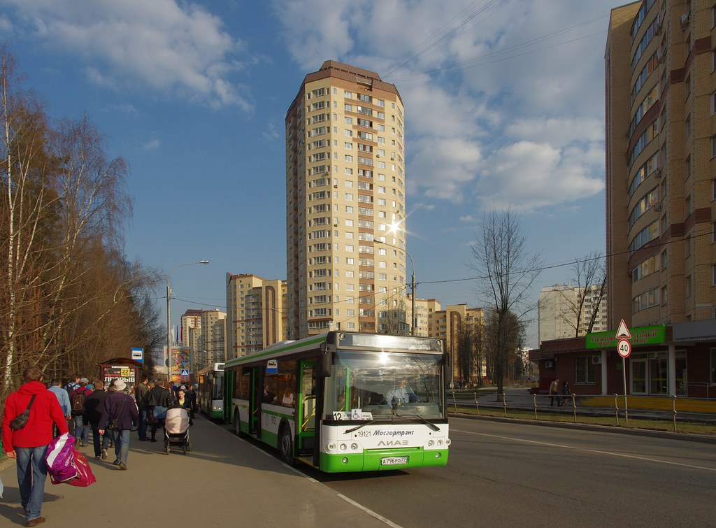 Architecture of Zelenograd