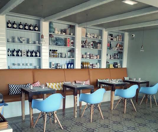 Vista restaurante