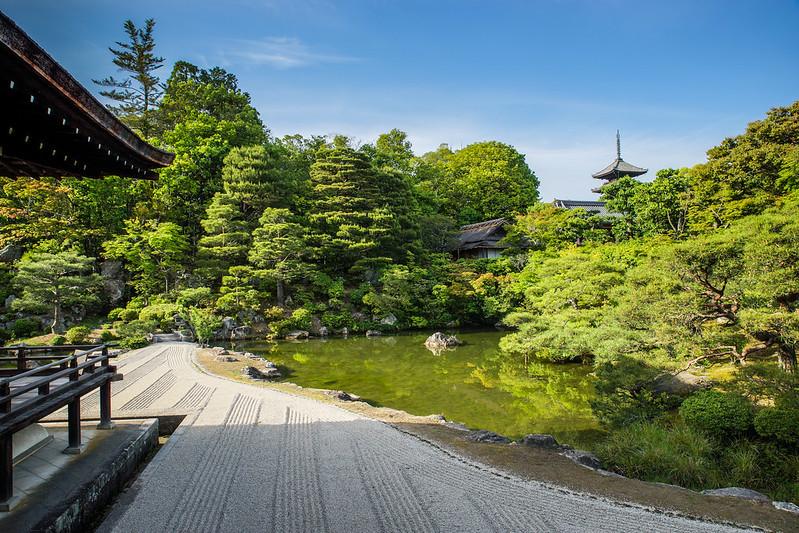 Ninna-ji temple palace
