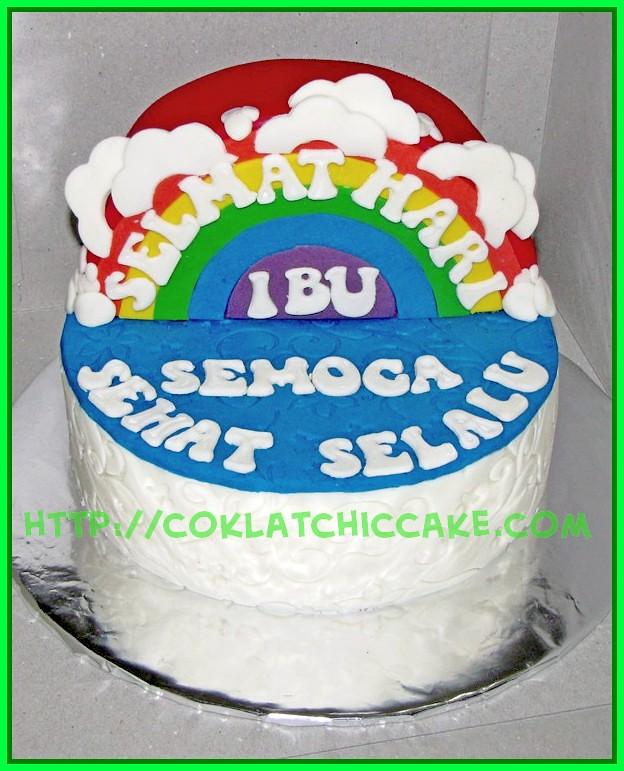 cake pelangi