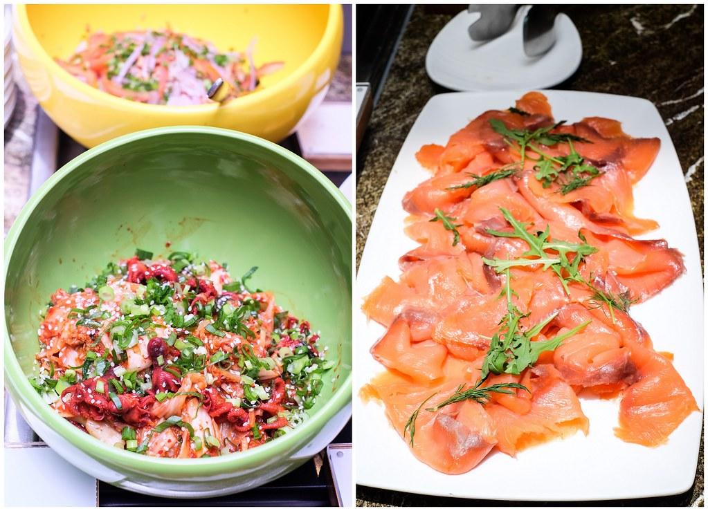 Seasonal Tastes' Healthy Salads