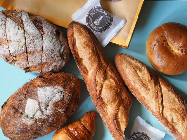 「呉寶春麥方店」の世界一のパンたち