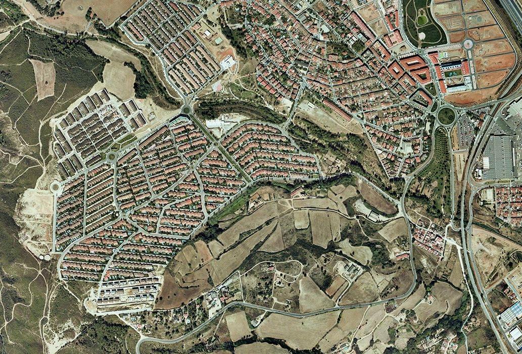 san quirico de tarrasa, barcelona, buen lomo queso, peticiones del oyente, antes, urbanismo, planeamiento, urbano, desastre, urbanístico, construcción