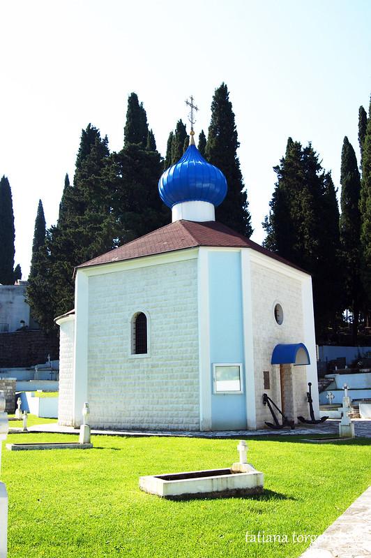 Церковь Св. Федора Ушакова
