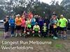 Longest Run 2016 - Melbourne