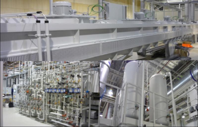 Nhà máy sản xuất của công ty Robert Bosch