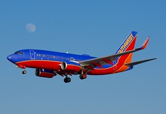 N7714B 737-700  Southwest Airlines