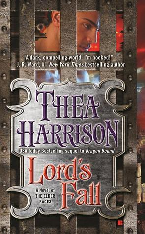 November 6th 2012 by Berkley              Lord's Fall (Elder Races #5) by Thea Harrison