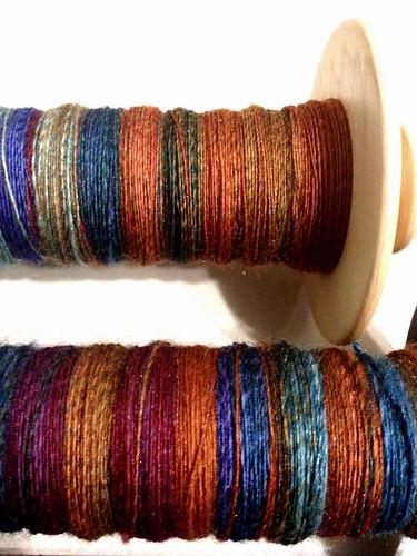 Frabjous fibers