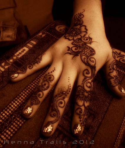 henna  by Henna Trails