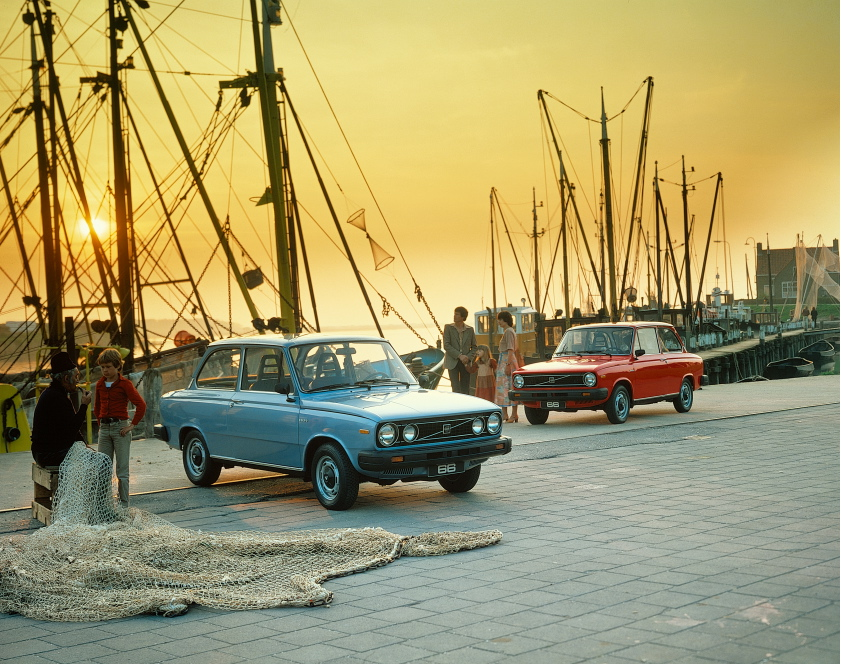 Volvo 66 GL ® Volvo 66 DL, 1980