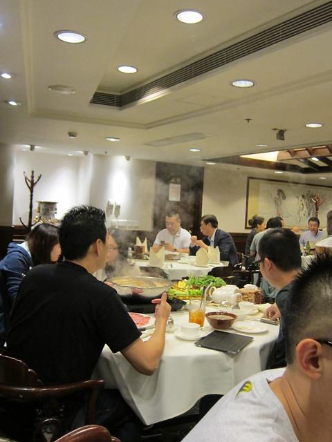 Sichuan Hotpot at Golden Valley Restaurant