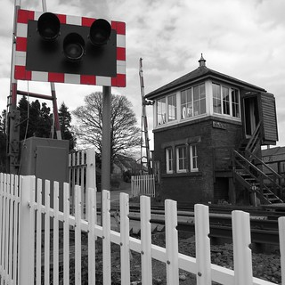 Milton Level Crossing