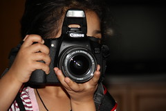 The Worlds Youngest Street Photographer Has Her Own Canon EOS 60 D by firoze shakir photographerno1