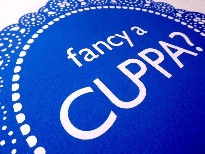 Fancy A Cuppa?