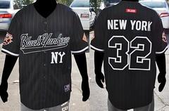 NY Black Yankees (black)