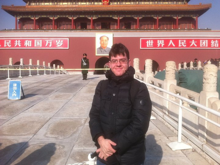 ChinaVine Scholar Joel Batchler