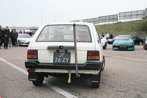 Suzuki Alto SS40 kaido racer