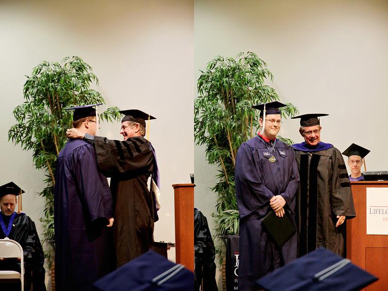 Doug graduation 5