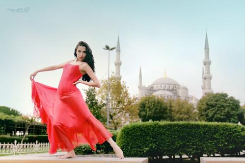 Алёна Фитол / Alena Fitol - Istanbul dance