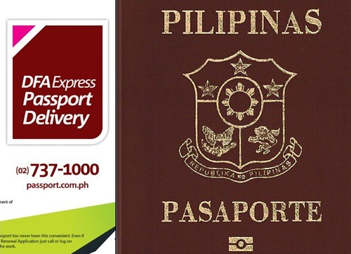 Teleserv DFA Express Passport Delivery