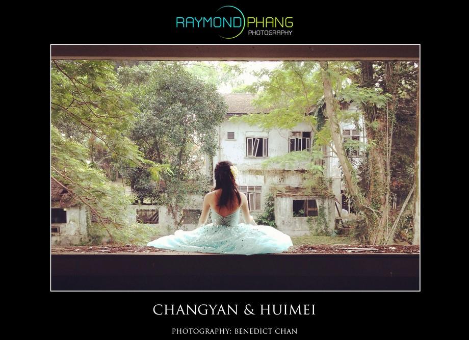 Bridal Portrait - Benedict Chan
