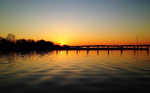 Fleesensee Sunset (4)