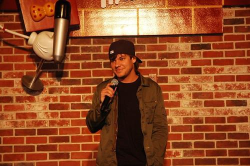 Theo Von @ Helium Comedy Club Portland