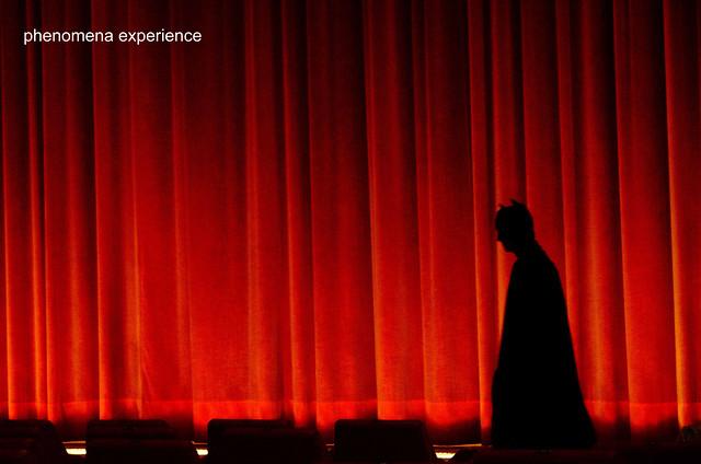 180/366: phenomena experience