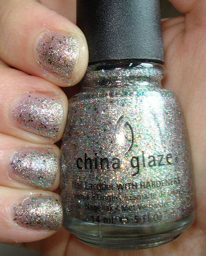China Glaze Ray-diant