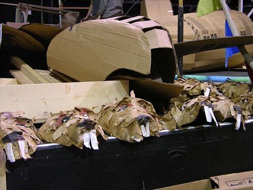 MayDay 2012 beaver hats