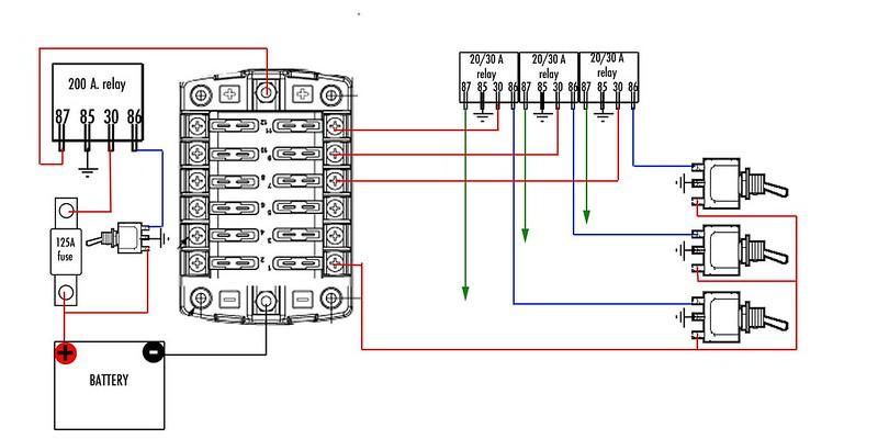 aux fuse block wiring questions jeepforum com rh jeepforum com