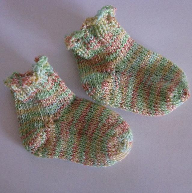 Baby socks 3