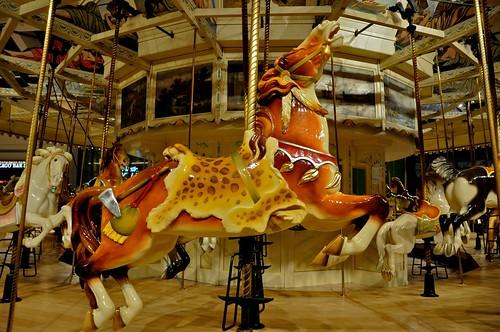 Carousel Horse PTC 18 Syracuse NY