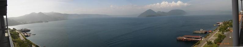 079洞爺湖全景