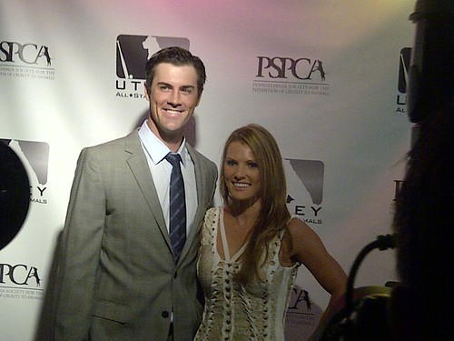 Cole Hamels has arrived