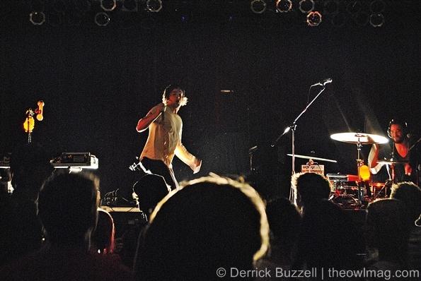 K1 Theory @ Orange Peel, Asheville, NC 6/5/12