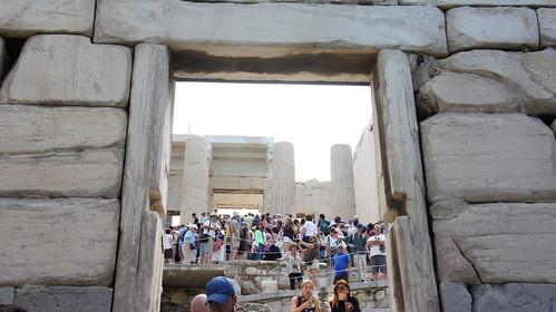 Beulé Gate, Acropolis